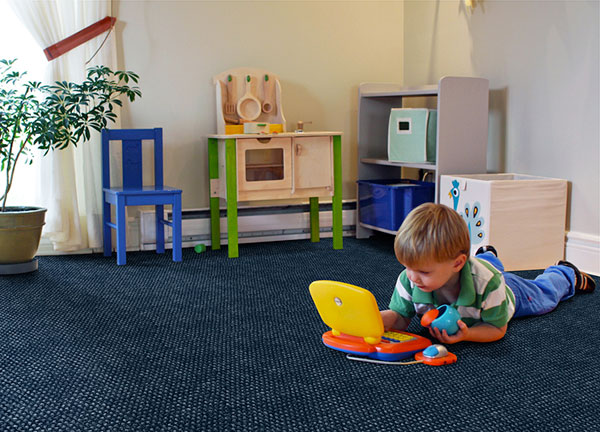 carpet tile for childrens room