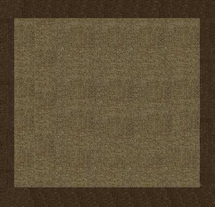 Brown Tile Border