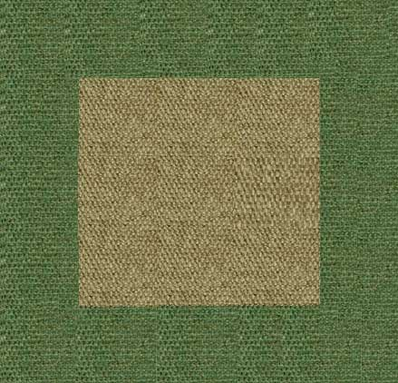Green Carpet Border