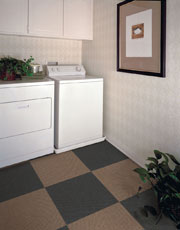 carpet tiles for laundry rooms