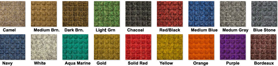 commercial carpet tile colors