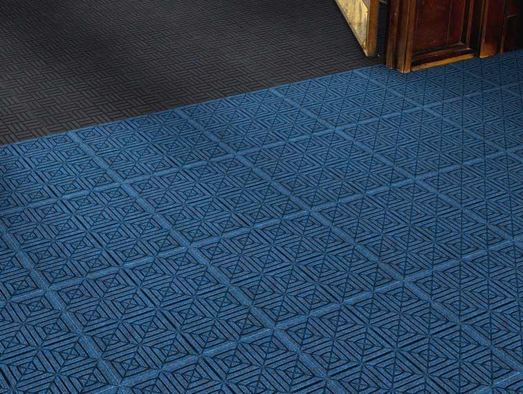 Geometric Pattern Carpet Tiles - Carpet Vidalondon