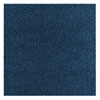 Blue Velour carpet tile